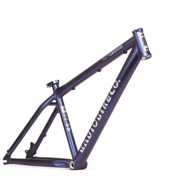 """Radio Bikes LEGION 26"""" Rahmenkit galactic purple"""