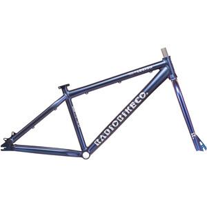 """Radio Bikes LEGION 26"""" Rahmenkit galactic purple galactic purple"""
