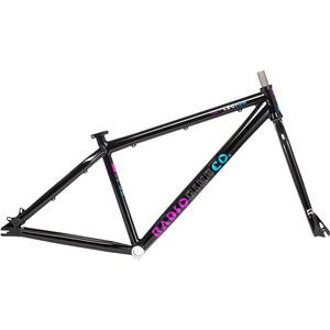 "Radio Bikes LEGION 29"" Frame Set, noir noir"