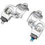 Magura Shiftmix 3 Clamp Set for SRAM Matchmaker, silver