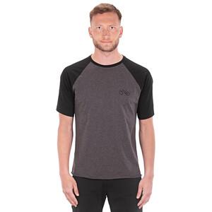 Cube T-Shirt Hit the Trail Herren anthracite melange anthracite melange