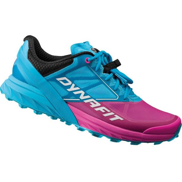 Dynafit Alpine Schuhe Damen turquoise/pink glo