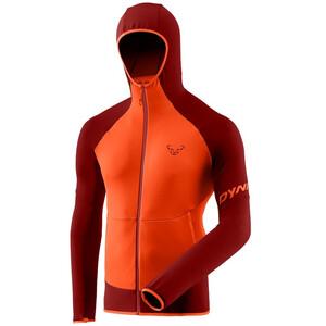 Dynafit Transalper Light Polartec Hoodie Herren rot/orange rot/orange