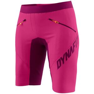 Dynafit Ride Light Dynastretch Spodnie krótkie Kobiety, różowy różowy