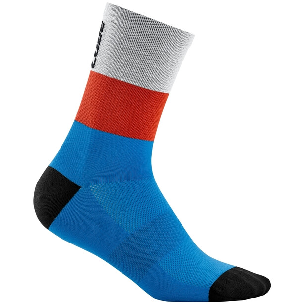 Cube Teamline High Cut Socks, bleu