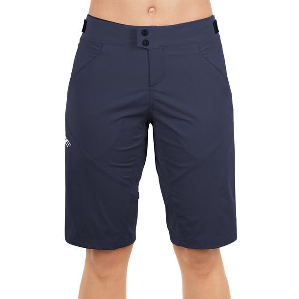 Cube Teamline Baggy Shorts Women, bleu