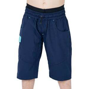 Cube Junior Baggy Shorts mit Innenhose Kinder blue´n´mint blue´n´mint