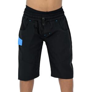 Cube Junior Baggy Shorts mit Innenhose Kinder black black