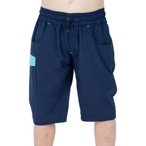Cube Junior Baggy Shorts Kids, blue´n´mint blue´n´mint