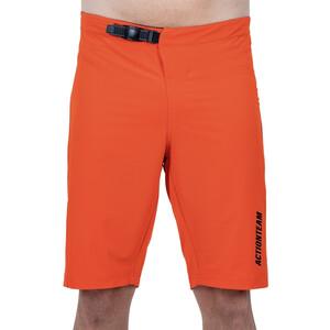 Cube Edge Baggy Shorts Lightweight Herren orange orange