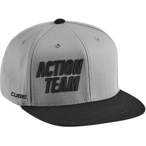 Cube X Actionteam Freeride Kappe Kinder grey´n´black grey´n´black