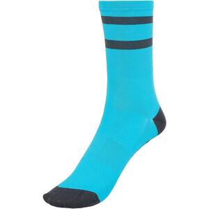 Cube Cross High Cut Socks, bleu bleu