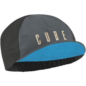 Cube Cross Race Kappe grau/blau grau/blau