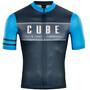 Cube Blackline CMPT SS Jersey Men, bleu