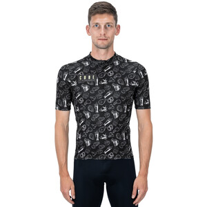 Cube Blackline CMPT SS Jersey Men, black black