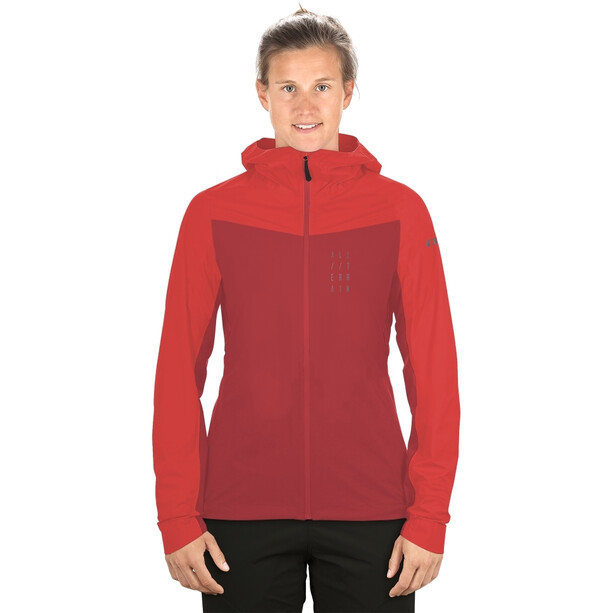 Cube ATX Storm Jacket Women, red
