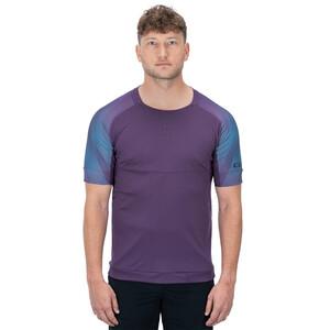 Cube ATX Rund hals Jersey Shortsleeve Herrer, violet violet
