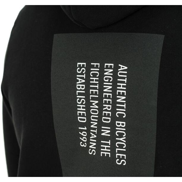Cube Organic Hættetrøje Herrer, sort