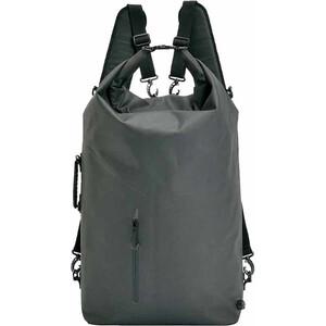 Snow Peak 4way Waterproof Dry Bag M black black