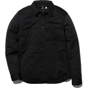 Snow Peak Flexible Insulated Shirt black black