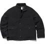 Snow Peak Indigo C/N Down Jacket black