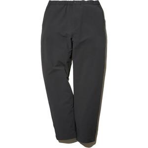 Snow Peak Nylon Power Wool Easy Pants svart svart
