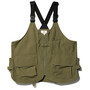 Snow Peak Takibi Vest brown