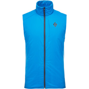 Black Diamond First Light Hybrid Vest Men bluebird bluebird
