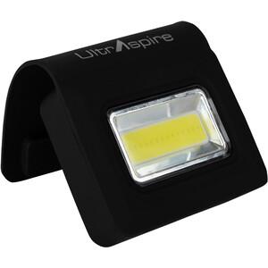 UltrAspire Lumen 180 Clip Licht black light black light