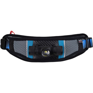 UltrAspire Lumen 400Z Hüfttasche black/blue waist light black/blue waist light