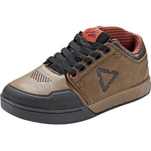 Leatt DBX 3.0 Flat Pedal Schuhe Aaron Chase Signature Herren braun/schwarz braun/schwarz
