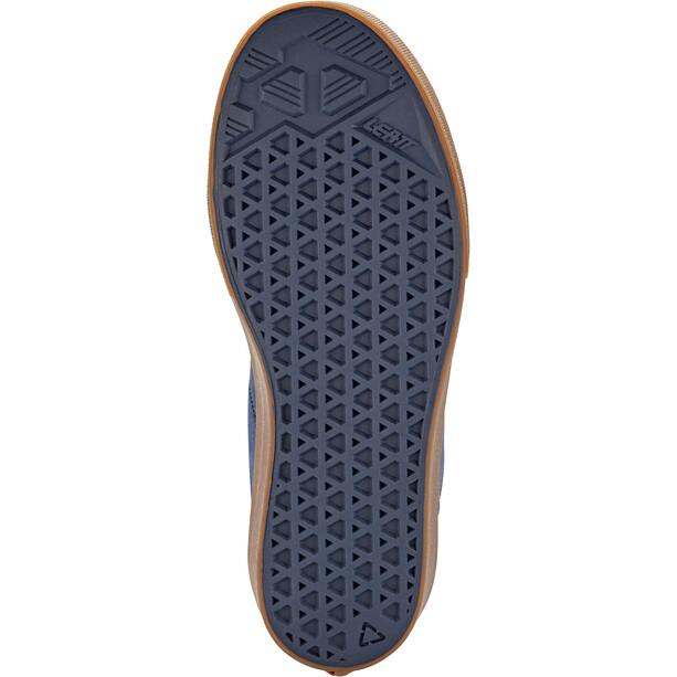 Leatt DBX 1.0 Flatpedal Schuhe Herren blau