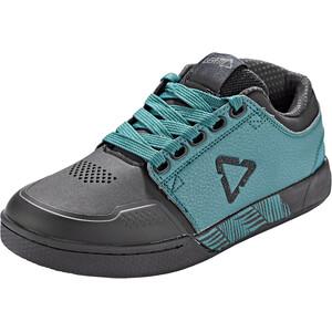 Leatt DBX 3.0 Flat Pedal Schuhe Damen petrol/schwarz petrol/schwarz