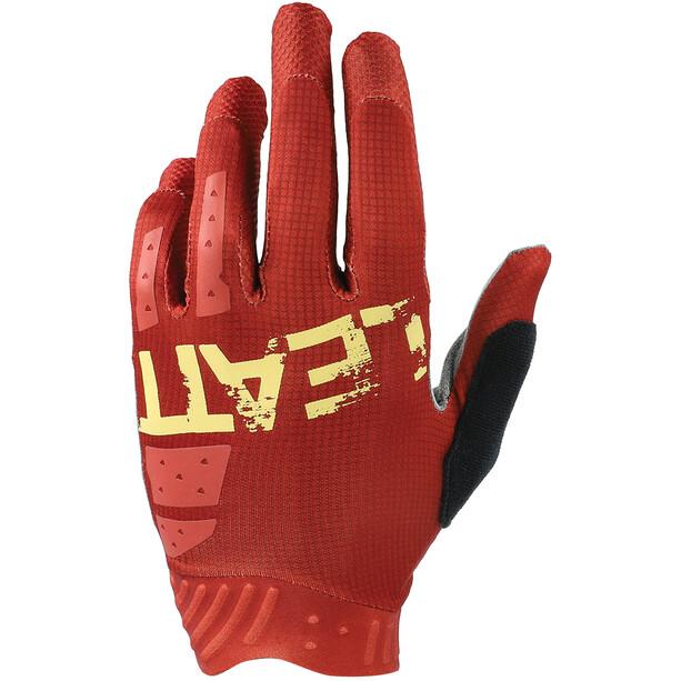 Leatt DBX 1.0 GripR Handschuhe Damen rot