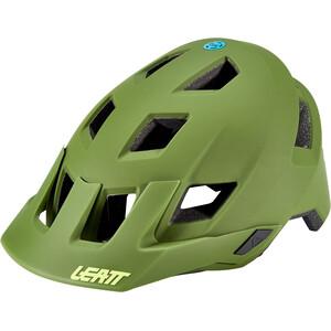 Leatt DBX 1.0 V21.1 MTN Hjelm, oliven oliven