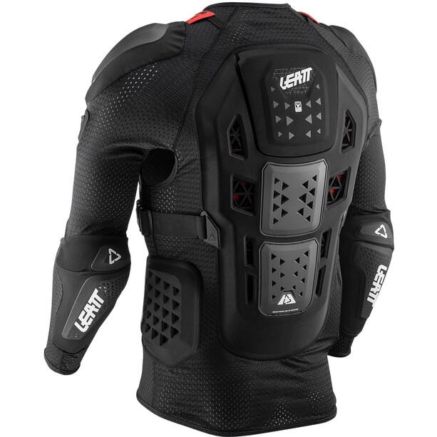Leatt 3DF AirFit Hybrid Body Protector, black
