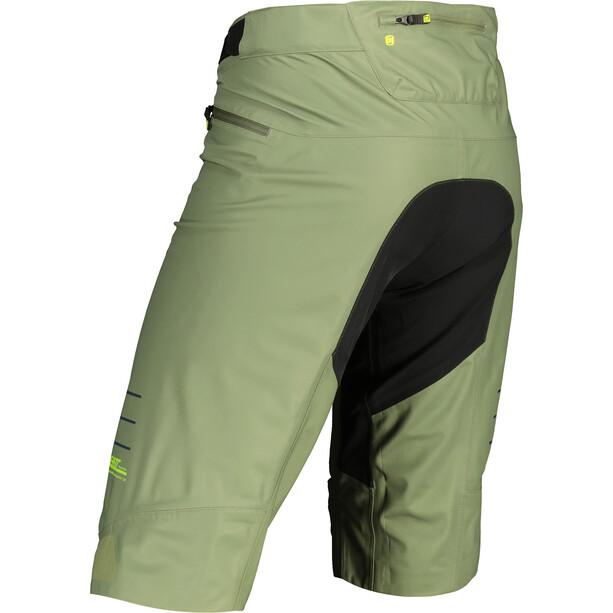 Leatt DBX 5.0 Shorts Men, cactus