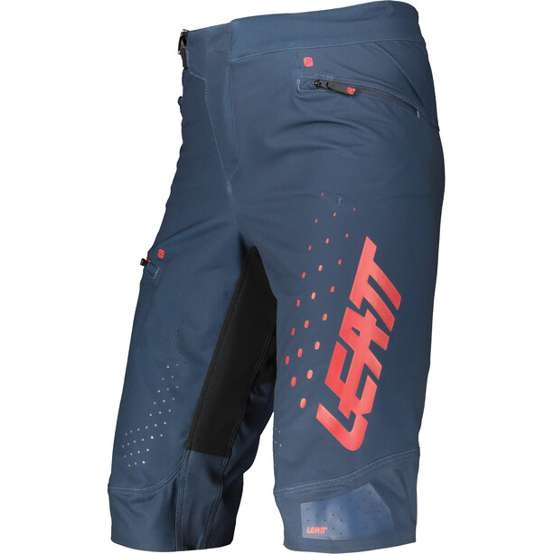 Leatt DBX 4.0 Shorts Men, onyx