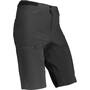 Leatt DBX 1.0 Shorts Herren black