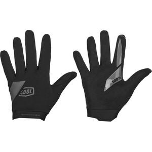 100% Ridecamp Handschuhe Jugend schwarz schwarz