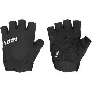 100% Exceeda SF Handschuhe Gel schwarz schwarz