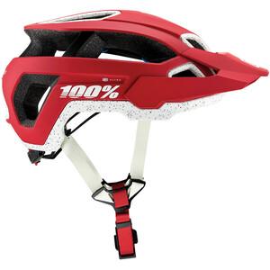 100% Altec Fidlock Helm rot rot