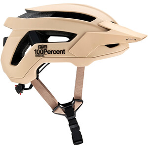 100% Altis Helmet tan tan