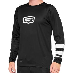 100% R-Core Trikot Herren schwarz/weiß schwarz/weiß