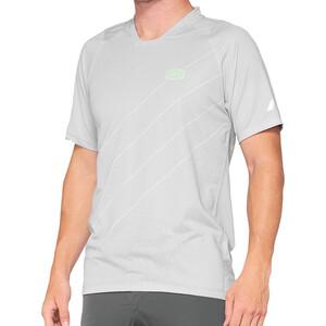 100% Celium Enduro/Trail Trikot Herren grau/grün grau/grün