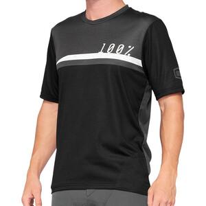 100% Airmatic Trøje Herrer, sort/grå sort/grå