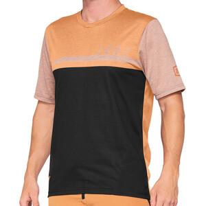 100% Airmatic Jersey Men, marron/noir marron/noir