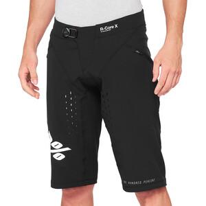 100% R-Core-X Shorts Herren schwarz schwarz