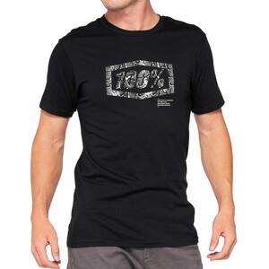 100% Essential T-Shirt Herren black/snake black/snake