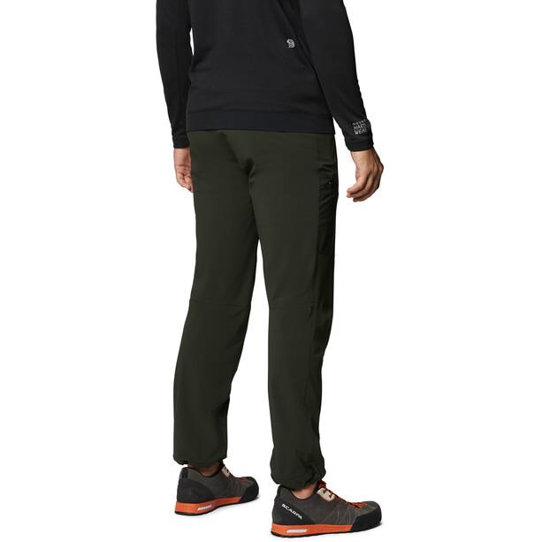Mountain Hardwear Chockstone/2 Pants Men black sage